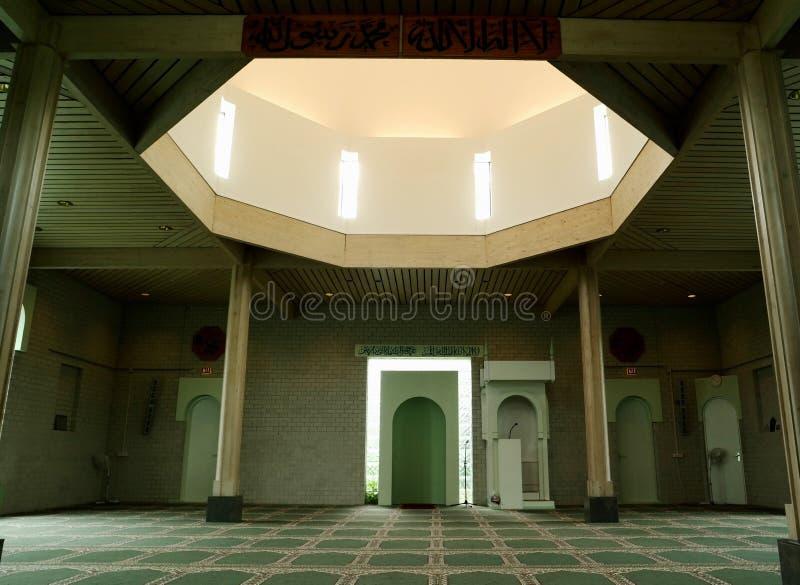 Moskee da mesquita fotografia de stock