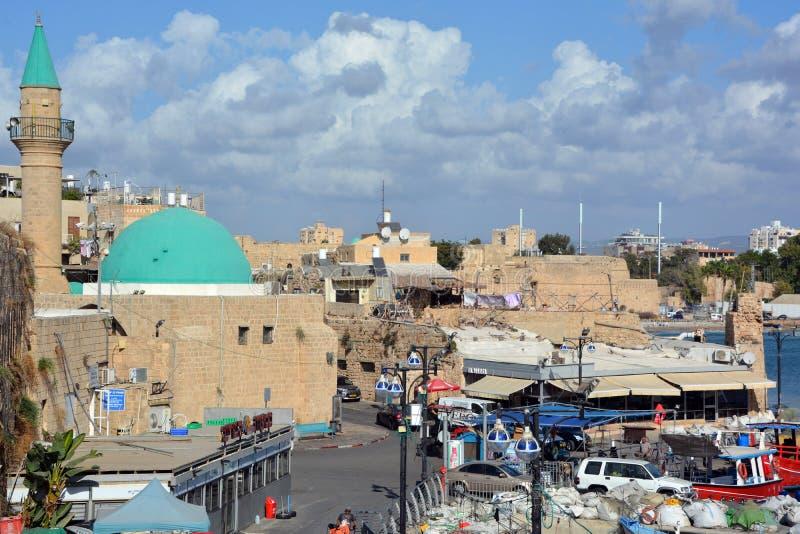 Moskee Gr-Jazzar stock afbeelding