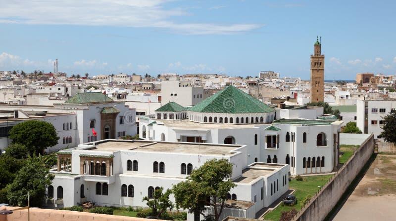 Moskee in Rabat royalty-vrije stock afbeelding