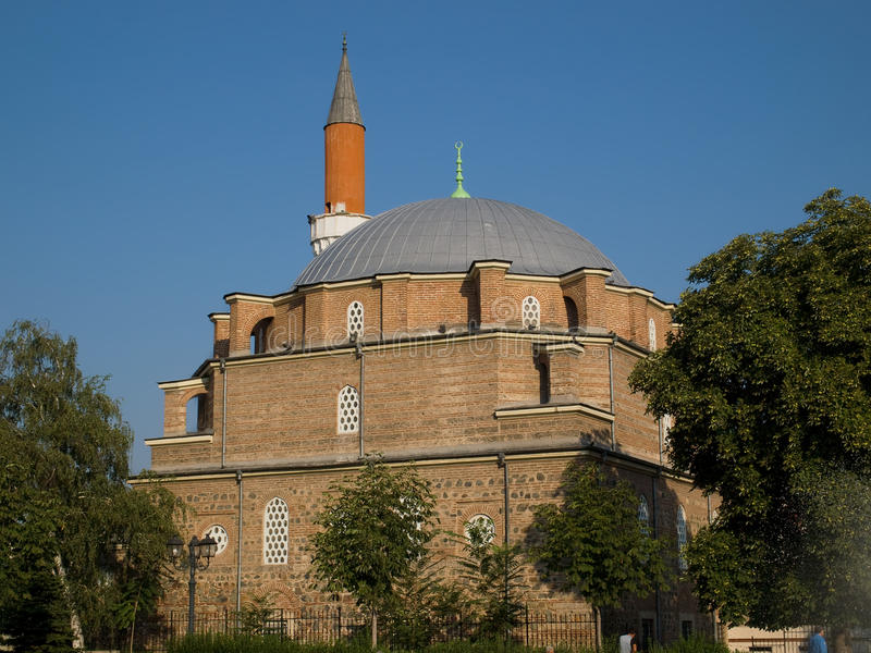 Moskee in Sofia royalty-vrije stock afbeeldingen