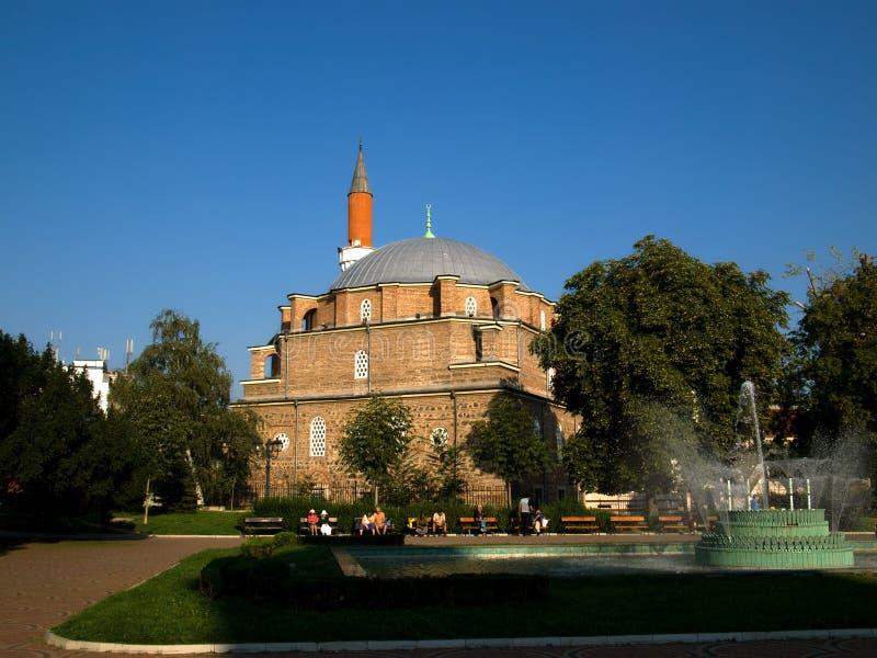 Moskee in Sofia royalty-vrije stock afbeelding
