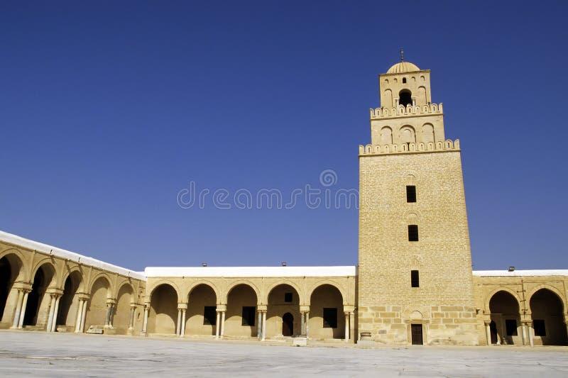 Moskee Sousse, Tunesië royalty-vrije stock fotografie