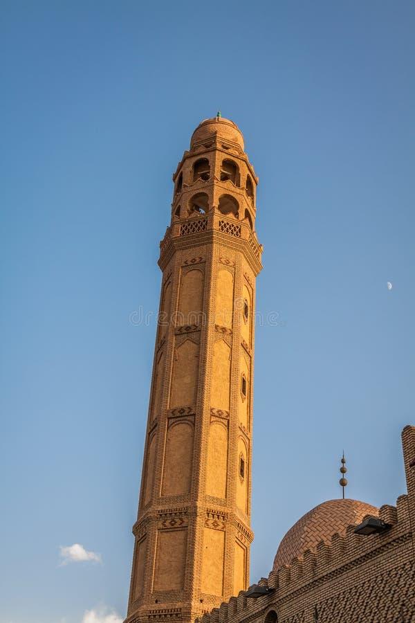 Moskee Tunesië-Tozeur royalty-vrije stock fotografie