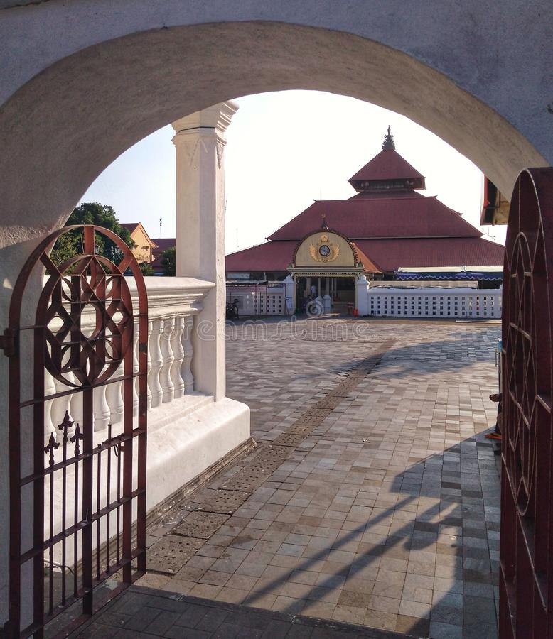 Moskee van Kauman de Grote Yogyakarta