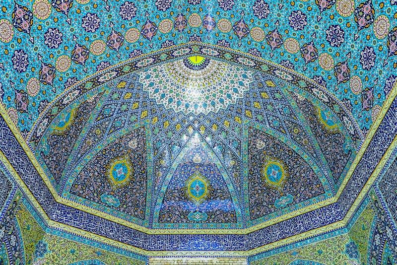 Moskee 03 van Qomazam royalty-vrije stock afbeelding