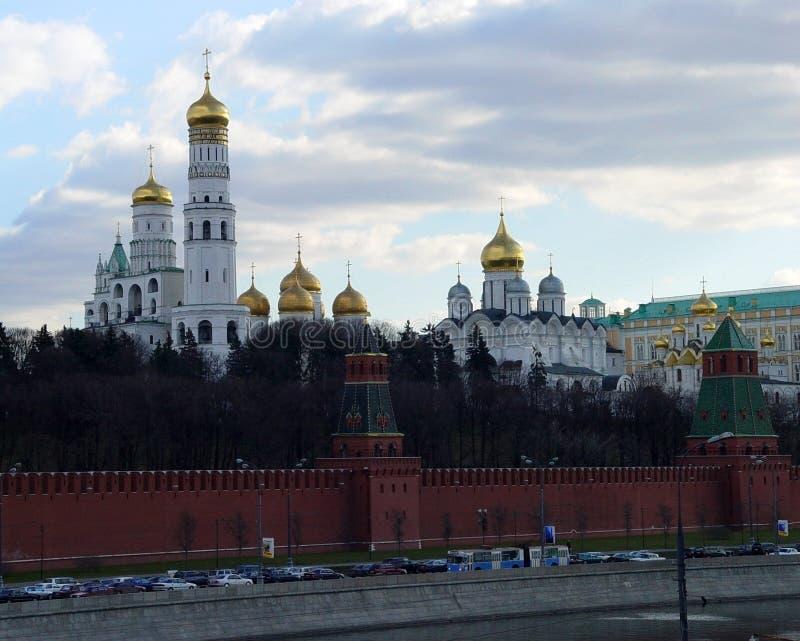 Moskou Royalty-vrije Stock Afbeeldingen