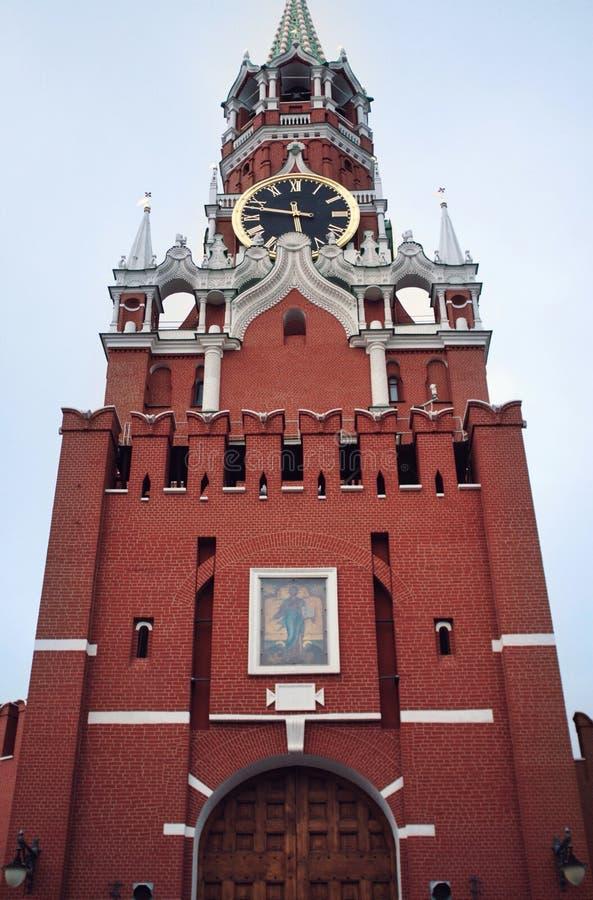 Moskou het Kremlin stock foto's