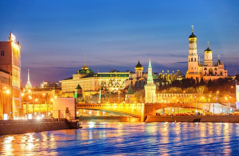 Moskou, Rusland royalty-vrije stock afbeeldingen