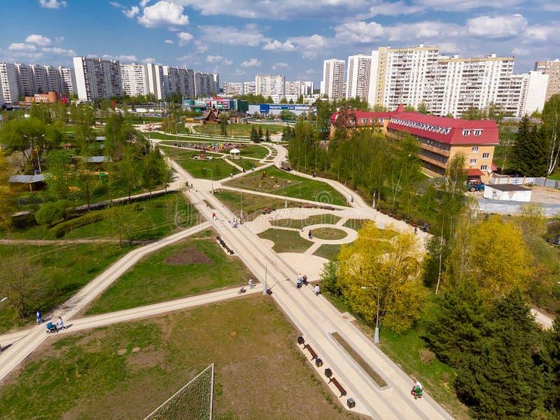 Moskou, Rusland - Mei 7 2019 E stock afbeeldingen