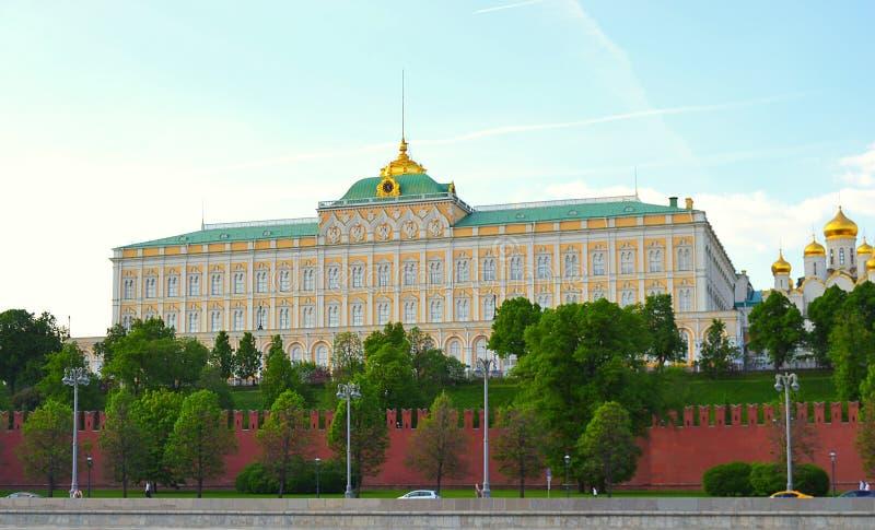 Moskou, Rusland, stad, 2018, megalopolis, Putin, het Rode Vierkant, stock foto