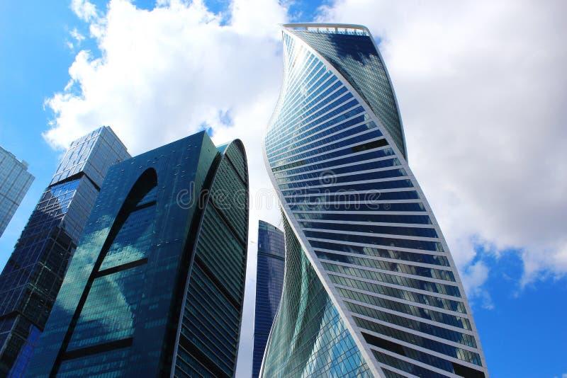 Moskou-stad royalty-vrije stock fotografie