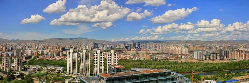 Moskou - Ulaanbaatar - Peking 2016 royalty-vrije stock afbeelding