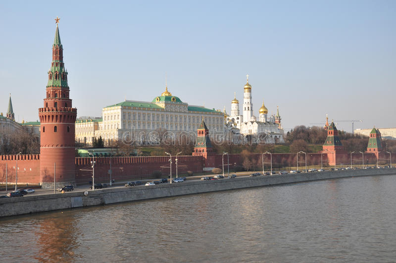Moskwa zdjęcie royalty free