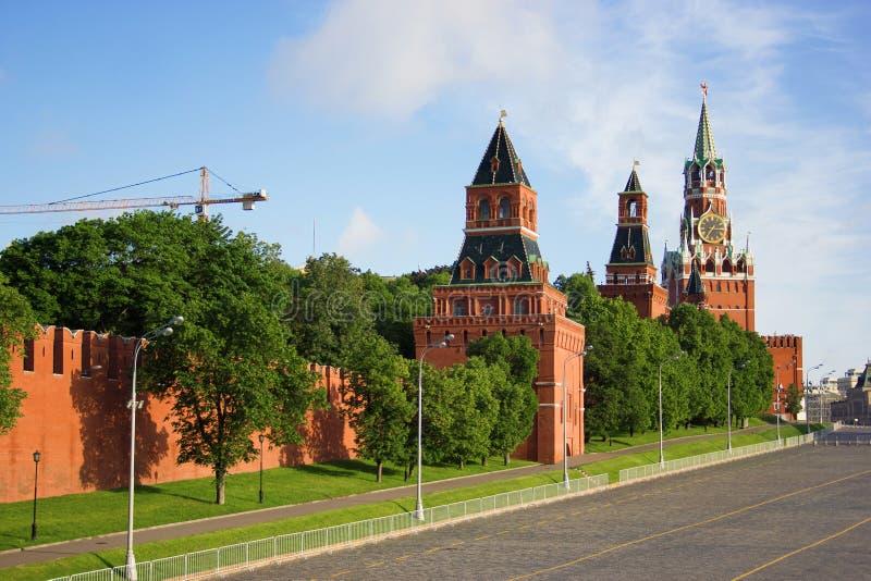 Moskwa Kremlin fotografia royalty free