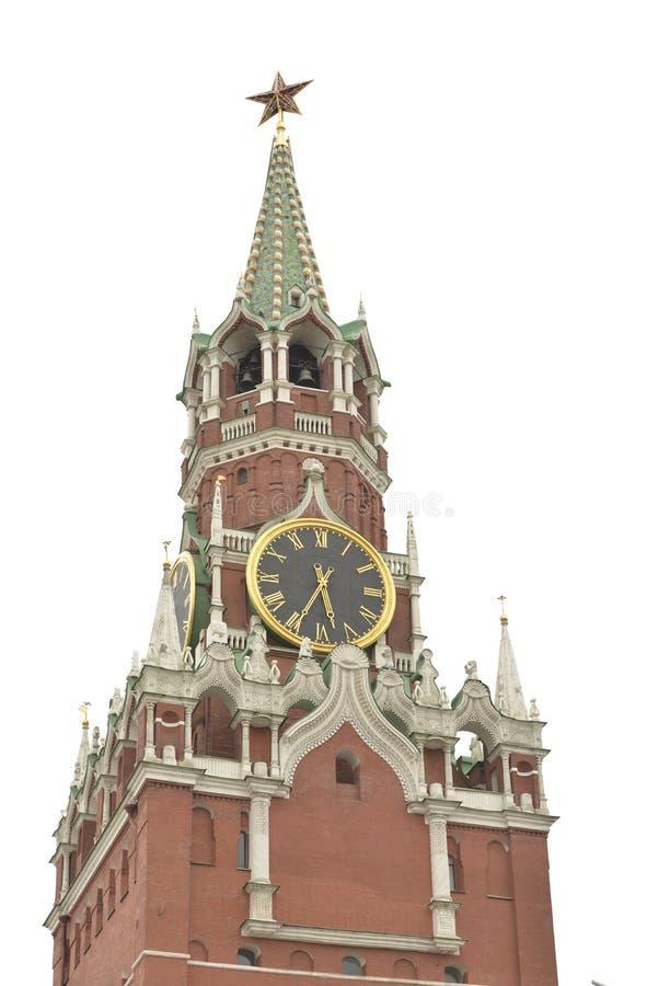 Moskwa Kremlin wierza fotografia stock