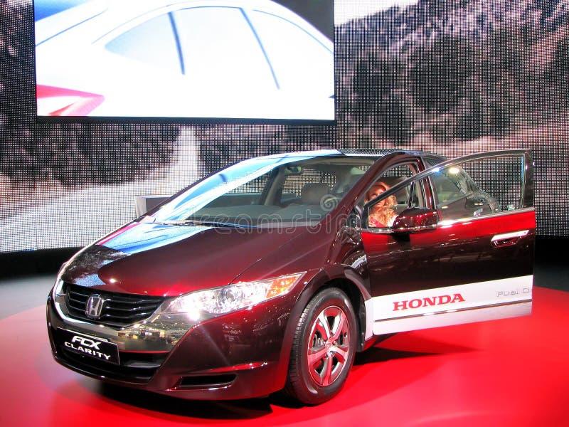 Moskwa Międzynarodowy Motorowy przedstawienie 2010 obraz royalty free