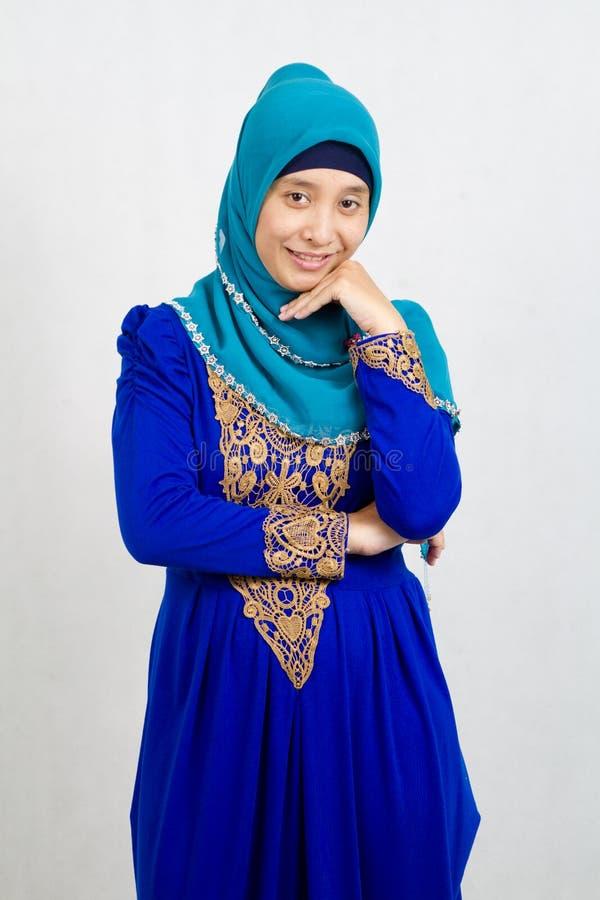 Download Moslemische Frauen stockbild. Bild von erwachsener, glücklich - 26353339