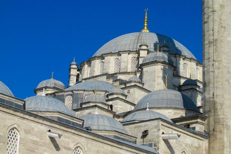 Moslemische Moschee in der Türkei lizenzfreie stockbilder