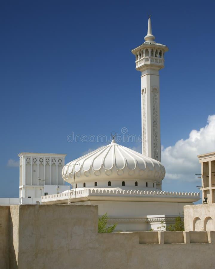 Mosquée blanche photos stock