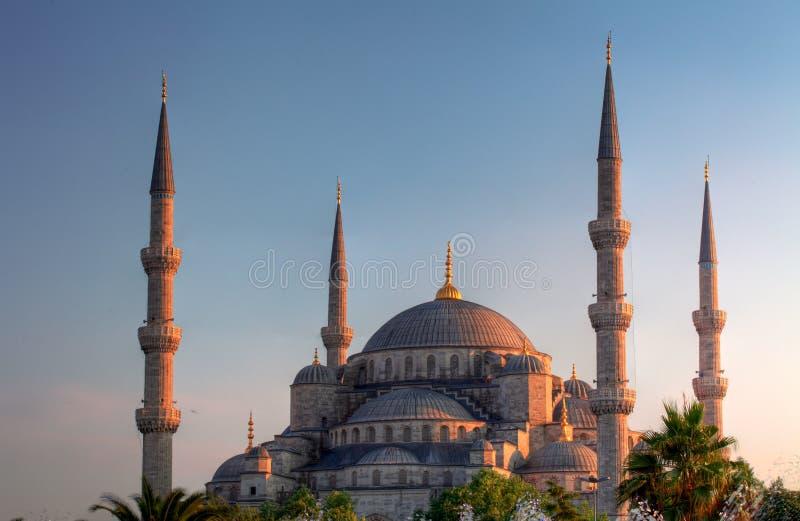 Mosquée bleue images stock