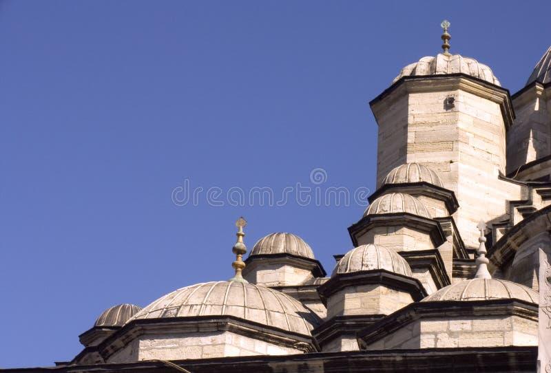 Mosquée bleue 7 photo libre de droits