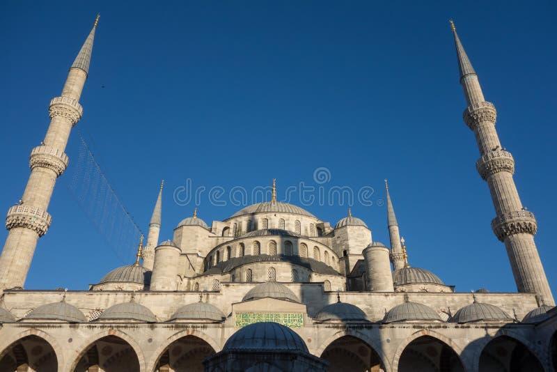 Mosquée bleue Istanbul photographie stock libre de droits