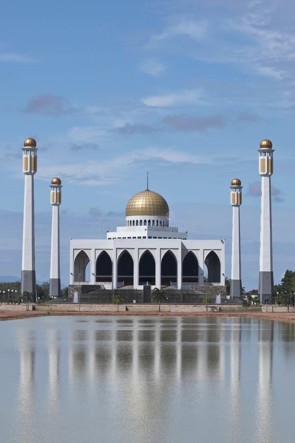 Mosquée centrale image stock