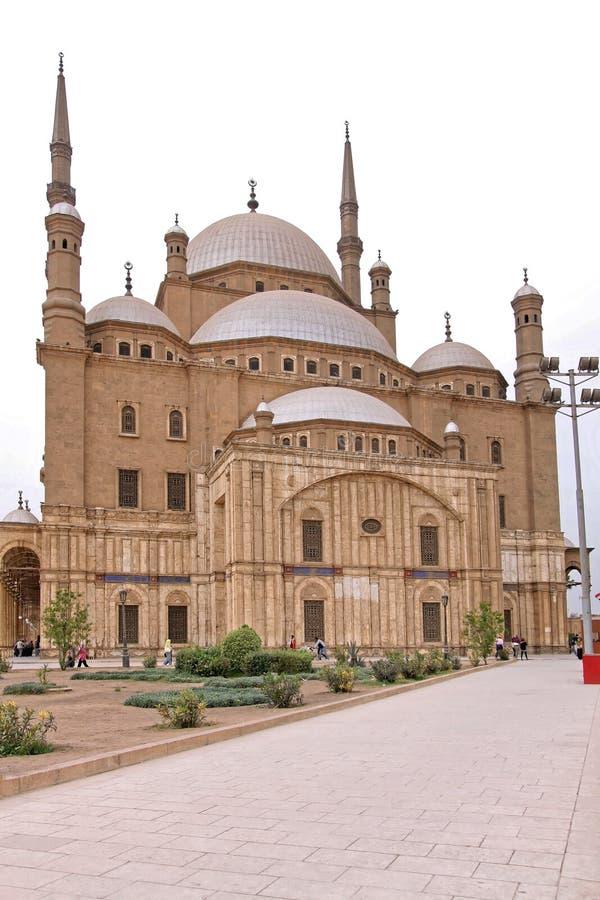 Mosquée d'albâtre images libres de droits