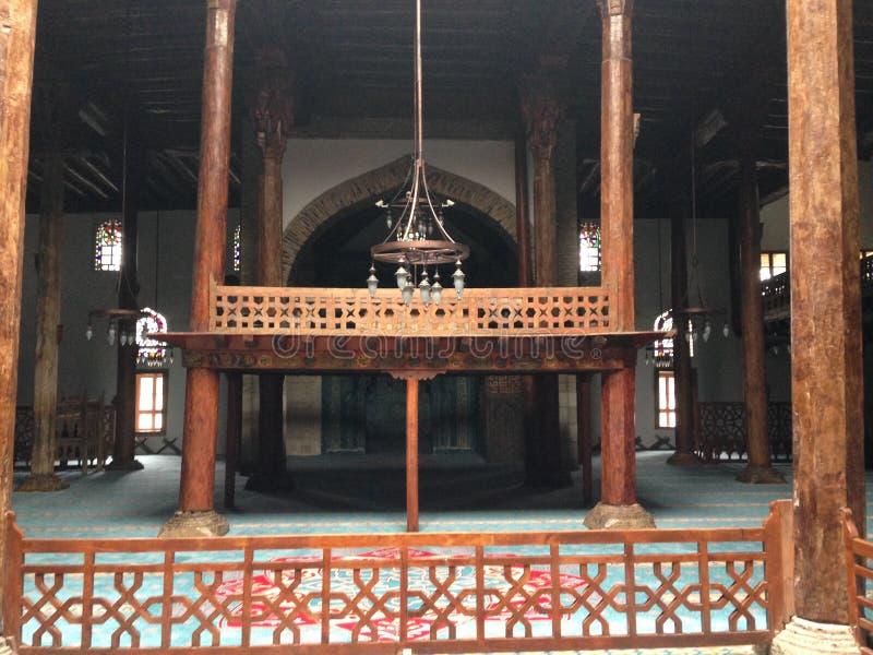 Mosquée d'EÅŸrefoÄŸlu photo libre de droits