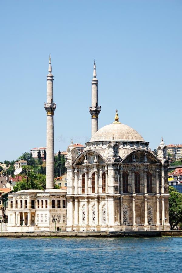 Mosquée d'Ortakoy photographie stock libre de droits