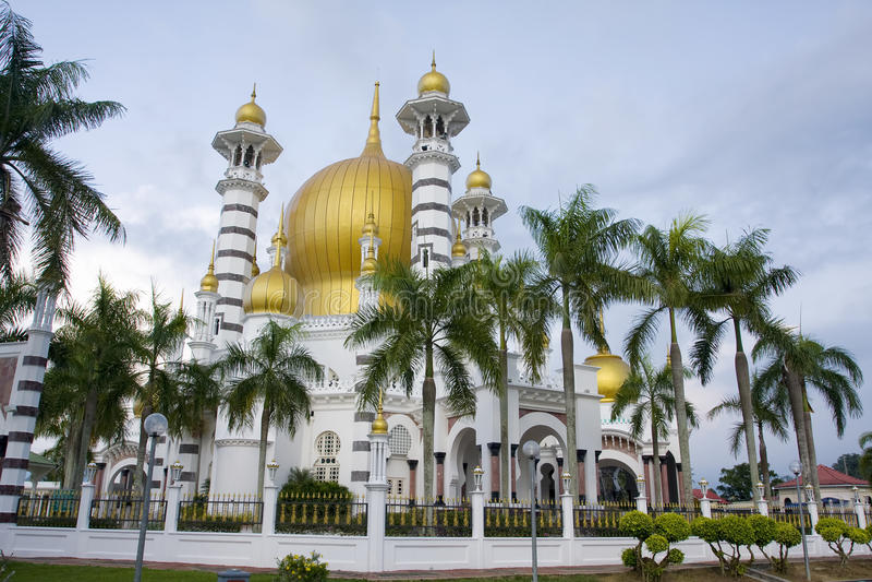 Mosquée d'Ubudiah image libre de droits