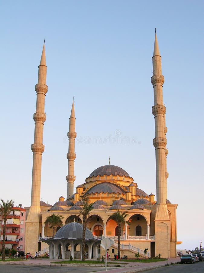 Mosquée dans Manavgat, Turquie photographie stock