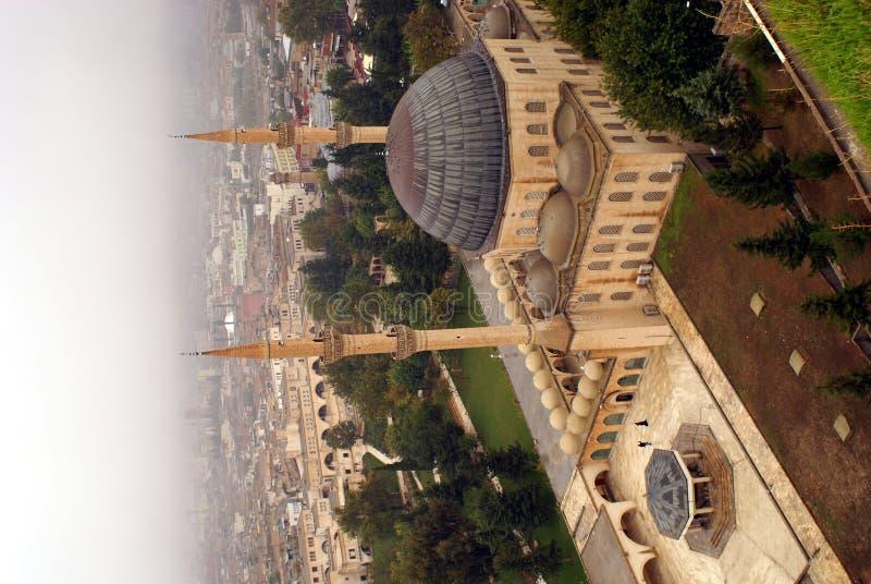 Download Mosquée dans Urfa image stock. Image du profondément, dinde - 2143475