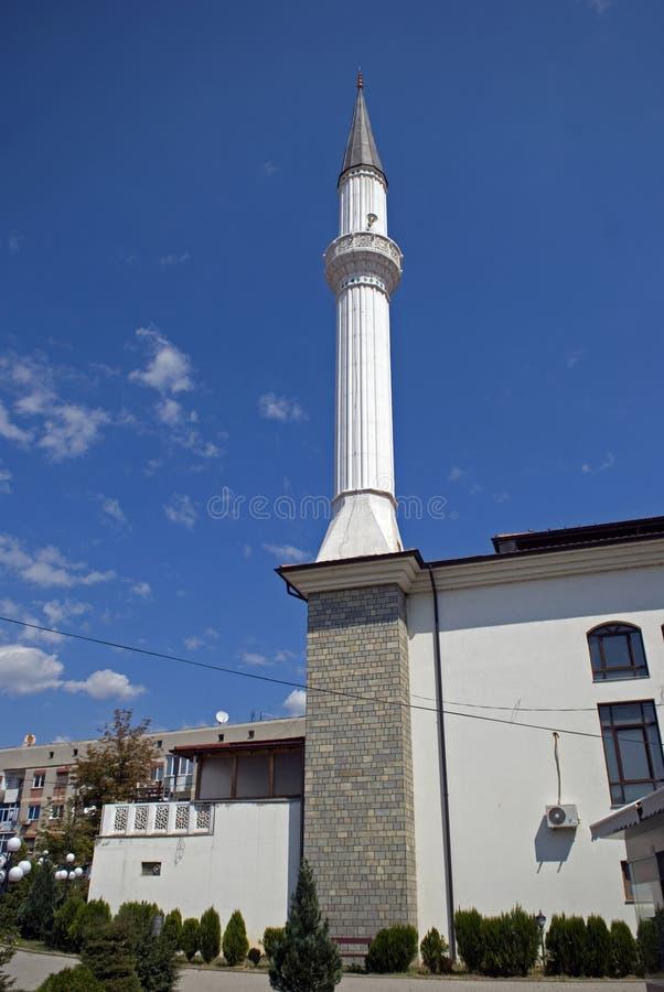Mosquée de Charsie, Gjilan, Kosovo images libres de droits