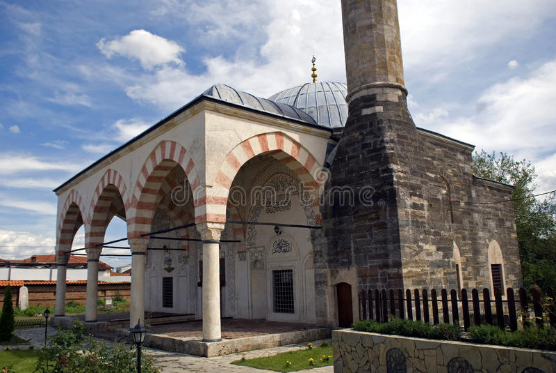Mosquée de Hadum, Gjakova, Kosovo photographie stock