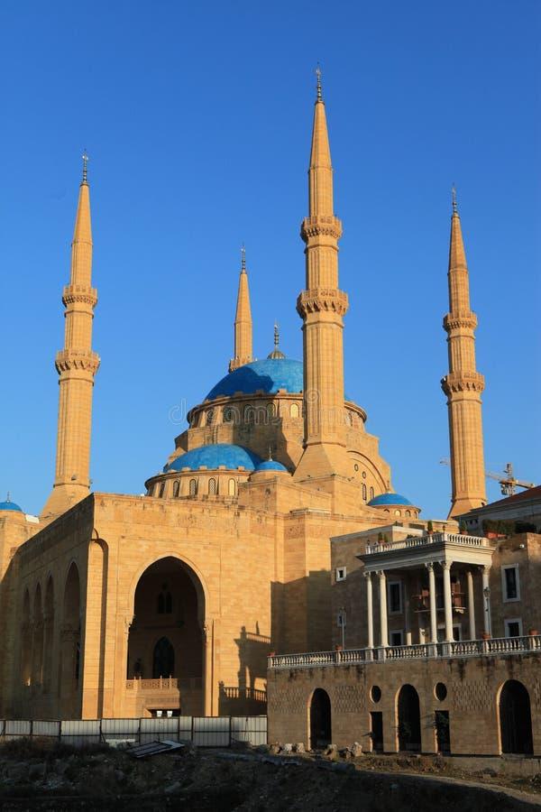 Mosquée de Hariri photographie stock libre de droits