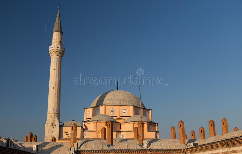 Mosquée de Hisar photographie stock