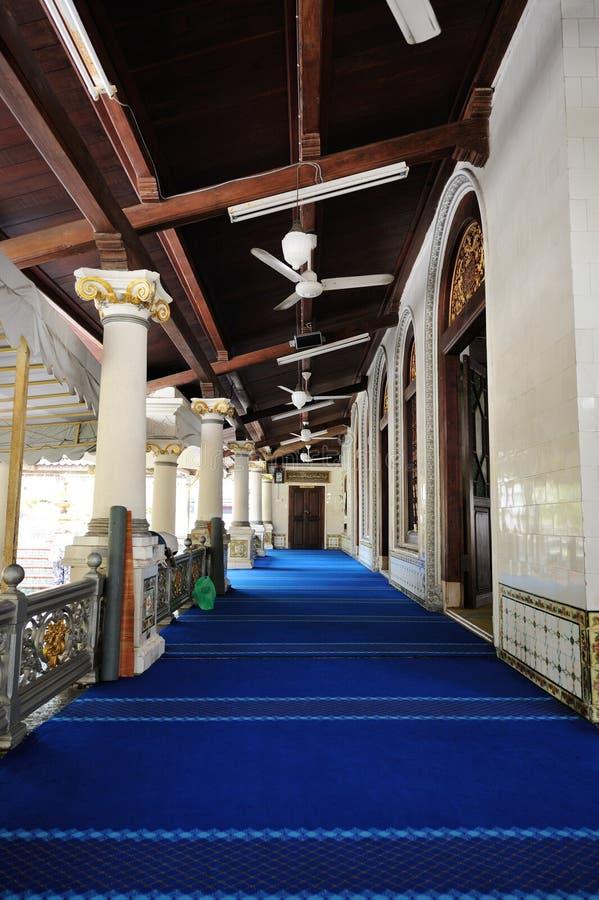 Mosquée de Kampung Kling dans Melaka malaysia photographie stock libre de droits