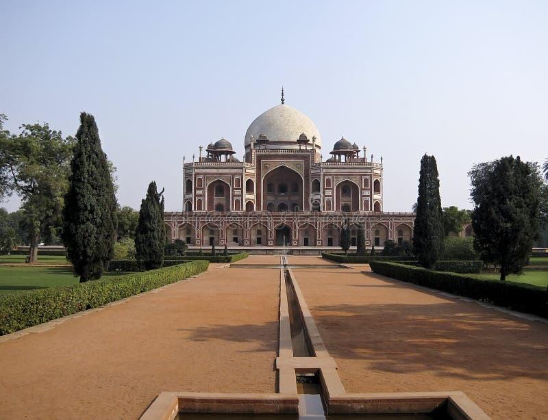 mosquée de masjid de Delhi Inde jama photo libre de droits