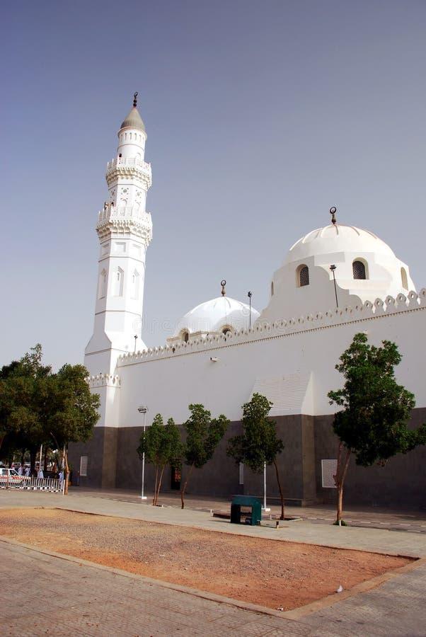 Mosquée de Quba image libre de droits