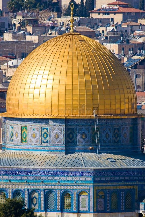 Mosquée de roche photographie stock
