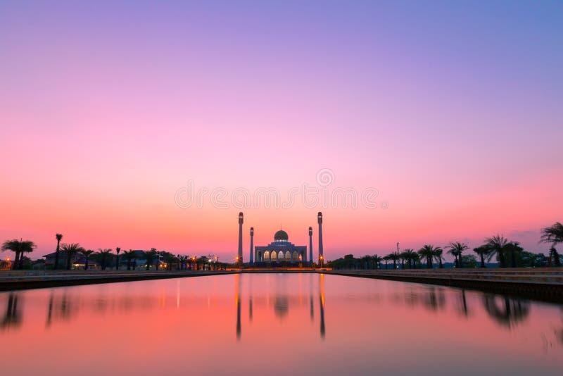 Mosquée de Songkhla photographie stock