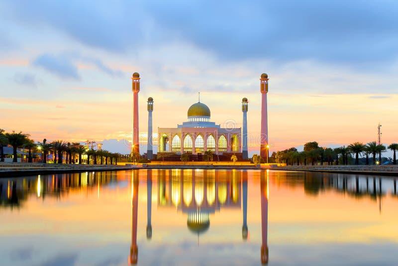 Mosquée de Songkhla image stock