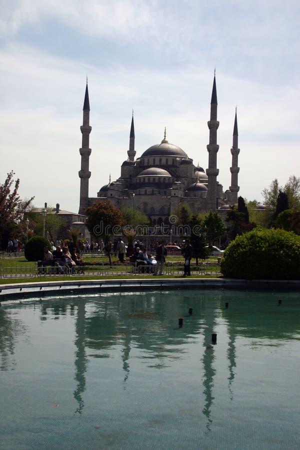 Mosquée de Sultanahmet photo stock