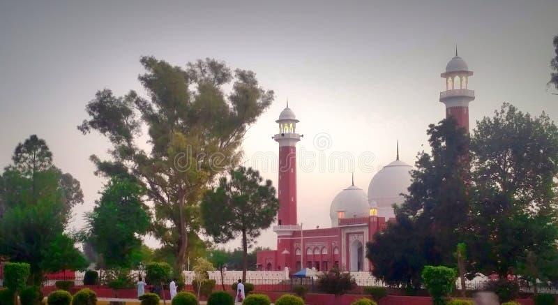 Mosquée de Wahcantt images libres de droits