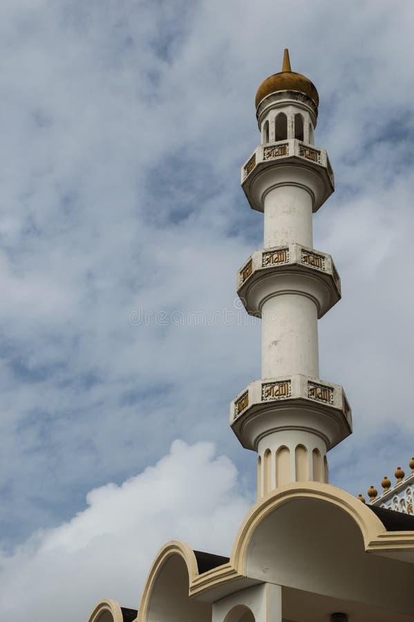 Mosquée du Surinam images libres de droits