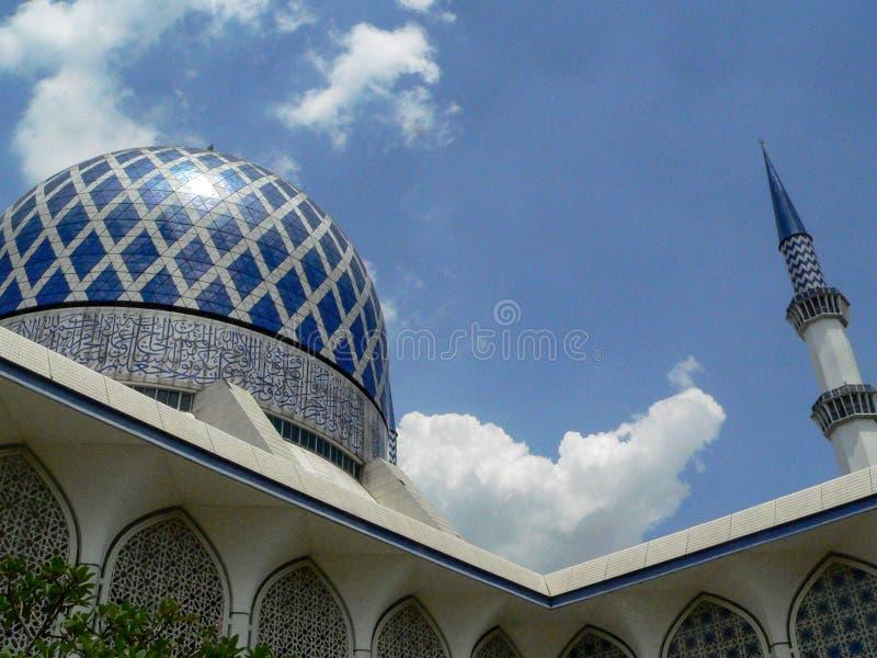 Mosquée en Malaisie images stock