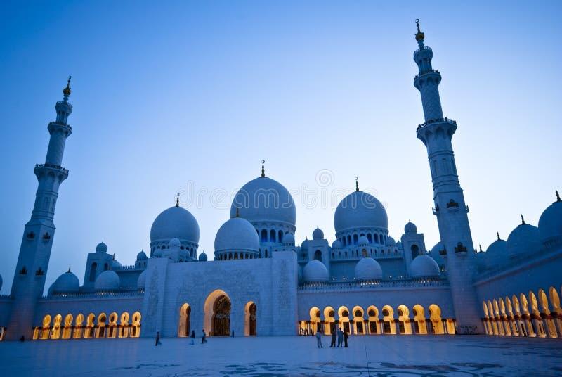 Mosquée grande photos stock