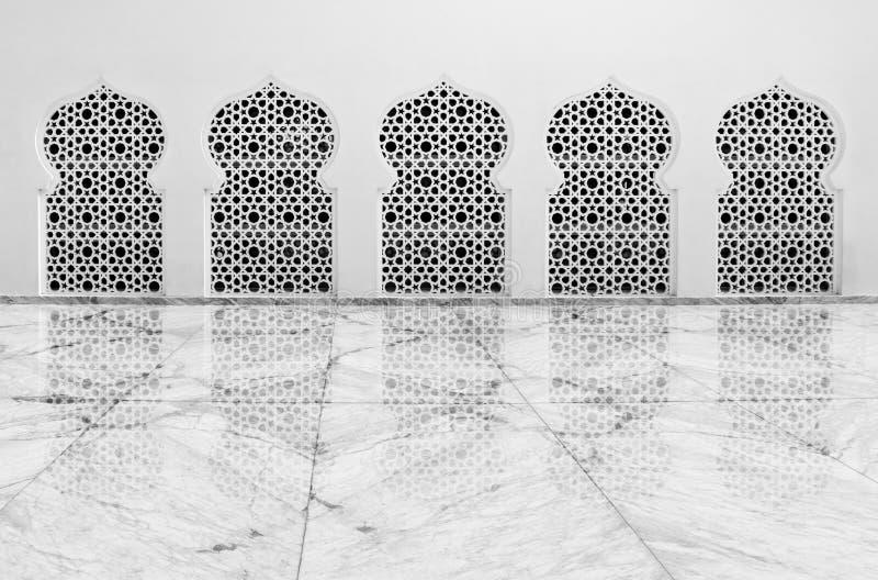 Mosquée grande de Baiturrahman, Banda Aceh photographie stock libre de droits