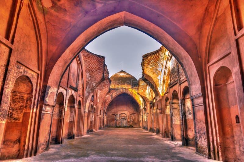 Mosquée HDR horizontal de Katra photo stock